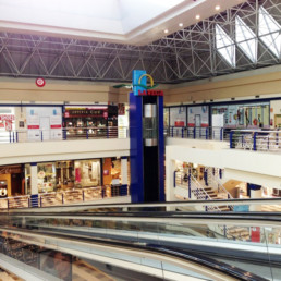 La Vega, Retail Shopping Mall, Madrid