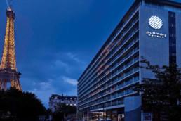 Paris Suffren Hilton Hotel