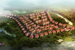Tianjin Villas